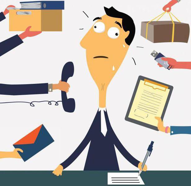 работодатель изменяет должностные инструкции